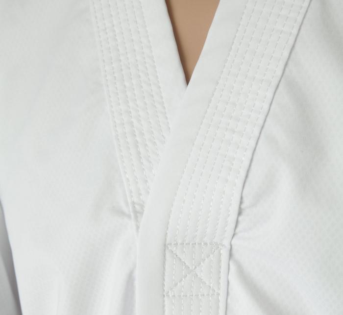 Kimono Dobok,Top Ten, Premium Gold ITF pentru Taekwon-do, alb,170 cm [2]