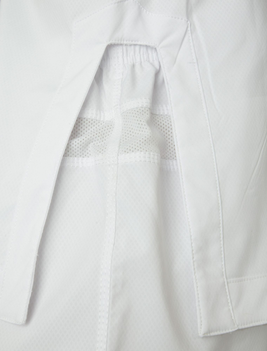Kimono Dobok,Top Ten, Premium Gold ITF pentru Taekwon-do, alb,170 cm [3]
