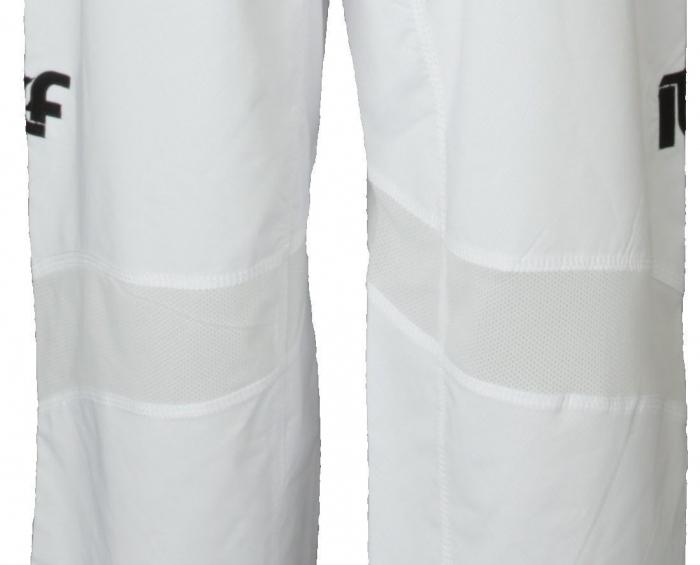Kimono Dobok,Top Ten, Premium Gold ITF pentru Taekwon-do Instructor, alb,160 cm [7]