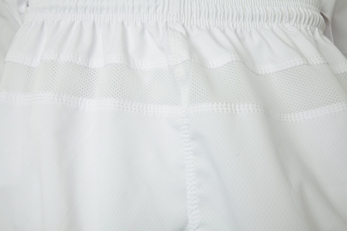 Kimono Dobok,Top Ten, Premium Gold ITF pentru Taekwon-do Instructor, alb,160 cm [5]