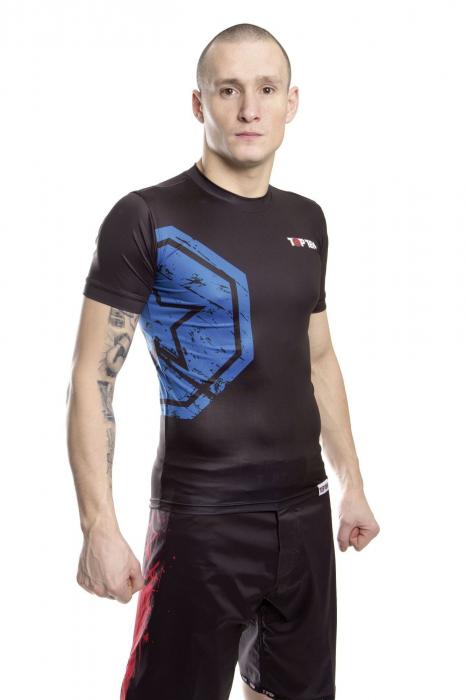 Tricou cu protectie pentru antrenamente Top Ten MMA [0]