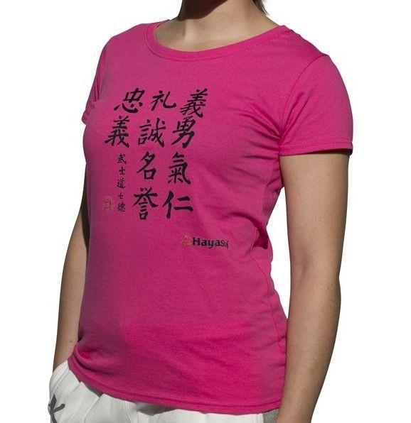 "Tricou ""Kanjin"" - roz [0]"