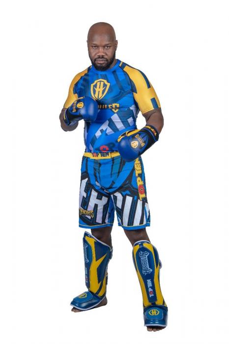 """Tricou MMA """"Hercules"""" [1]"""