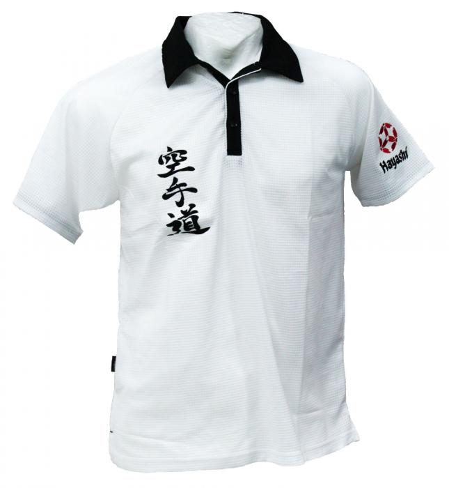 "Tricou polo ""Karate-Do"",material absorbant [0]"