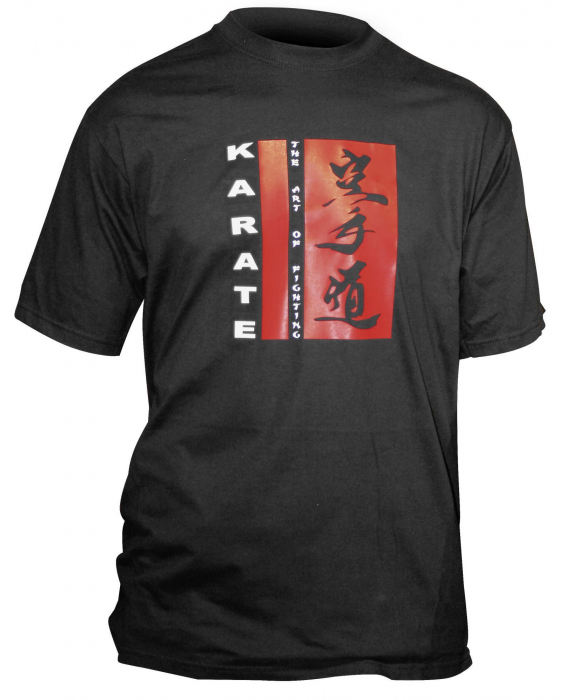 """Tricou """"The Art Of Fighting"""" [0]"""