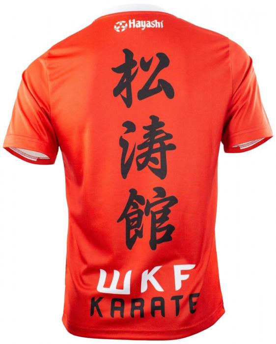 "Tricou WKF ""Hinomaru"" [0]"