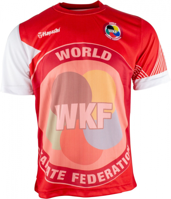 "Tricou ""WKF World"" [1]"