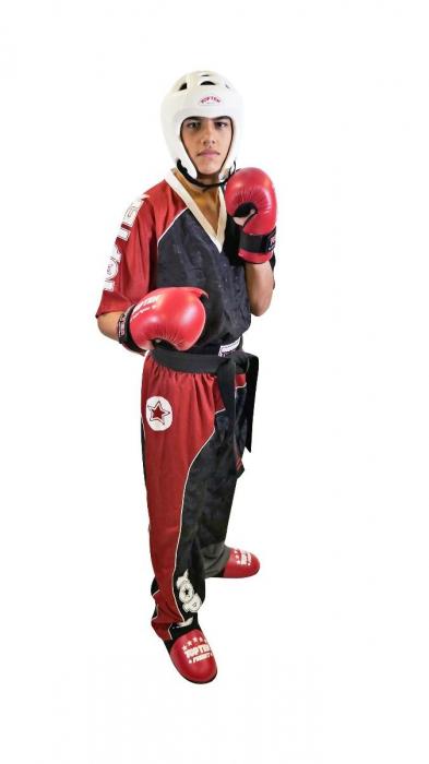 "Uniformă Kickboxing ""Bow"" [0]"