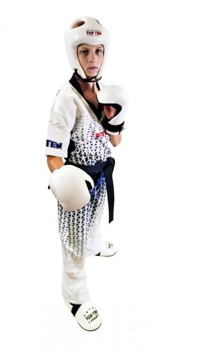 """Uniformă Kickboxing """"Grafic"""" [0]"""