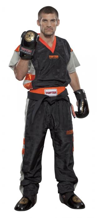 "Uniformă Kickboxing ""NEON Limited"" [0]"