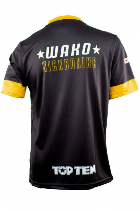 "WAKO T-shirt ""Eagle"" with V-neck [1]"