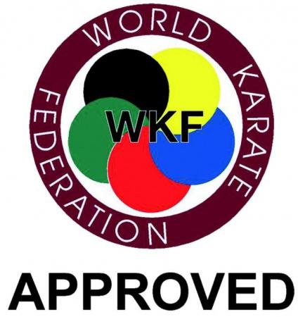 Centura  WKF Karatae (cu etichetă WKF) [1]
