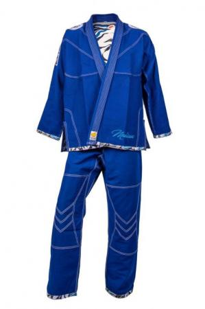 """Costum de Jiu Jitsu (BJJ) """"Mohicans"""" TOP TEN [2]"""