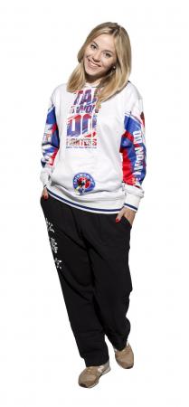 "Hanorac ""ITF Taekwon-Do Fighters"" [1]"