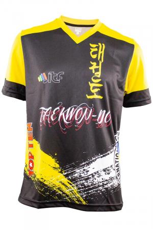 "ITF shirt ""Storm"" with V-neck [0]"