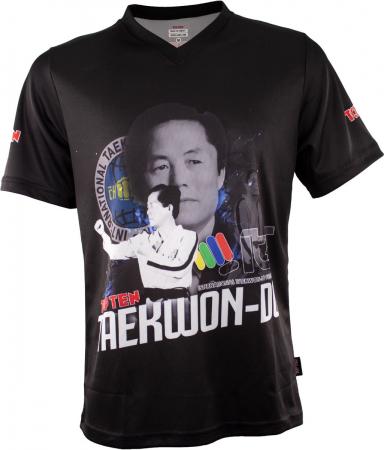 "ITF T-Shirt, V-Neck ""General Choi"" [0]"