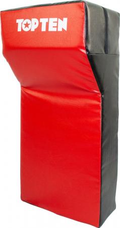 """Kicking shield """"CORNER"""" - red-black [0]"""