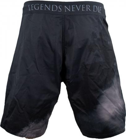 "Pantalon scurti MMA ""Budalus"" [0]"