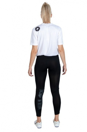 "Pantaloni cu compresie, jambiere ""Negre"" [1]"