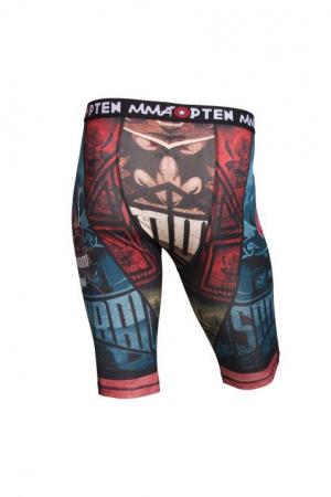 """Pantaloni scurți de compresie """"Samurai I"""" [1]"""