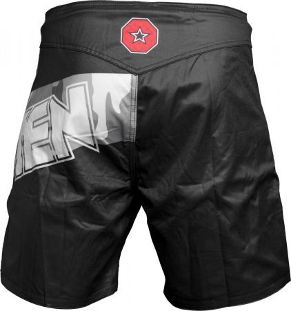 "Pantaloni scurti MMA ""Scratched"" [0]"