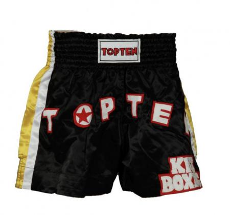 "Pantaloni WAKO Kickboxing ""TOP TEN Kickboxing"" [1]"