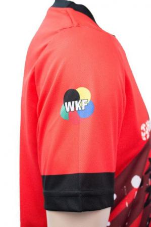 """T-Shirt """"WKF RISING SUN"""" [2]"""