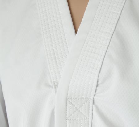 Kimono Dobok,Top Ten, Premium Gold ITF pentru Taekwon-do Instructor, alb,160 cm [3]
