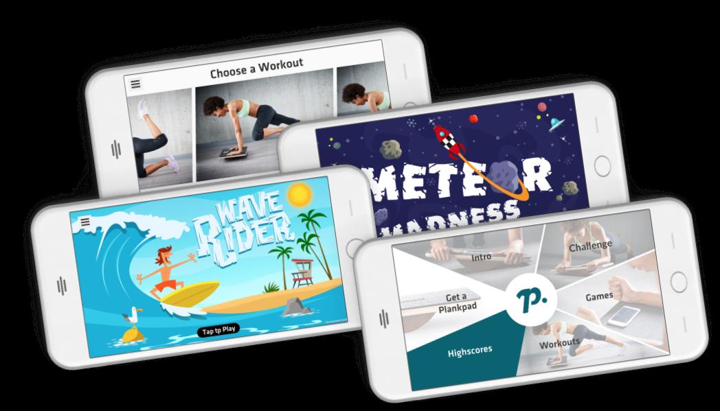 Plankpad App details