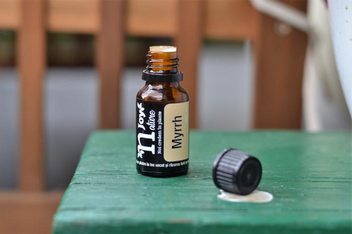 Ulei Esential Myrrh Gel 15ml [2]