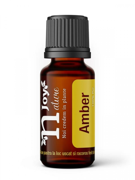 Ulei esential de Amber 15 ml [0]