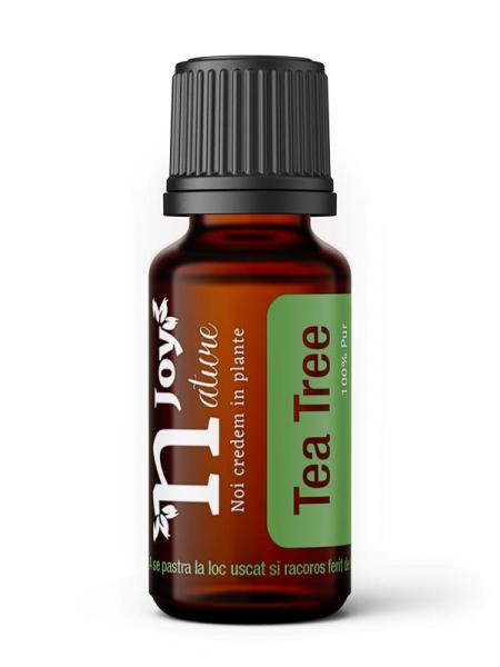 Ulei Esential Tea Tree 15ml [0]