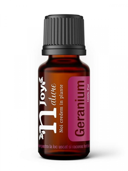 Ulei Esential Geranium 15ml [0]