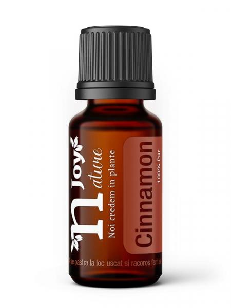Ulei Esential Cinnamon 15ml [0]