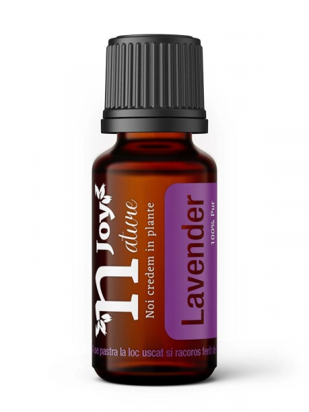 Ulei Esential Lavender 15ml [0]