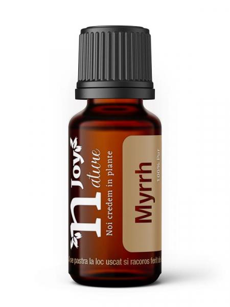 Ulei Esential Myrrh Gel 15ml [0]