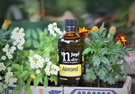 Ulei Purtator Almond 100ml [2]