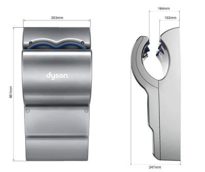 Dimensiuni Dyson AB 14