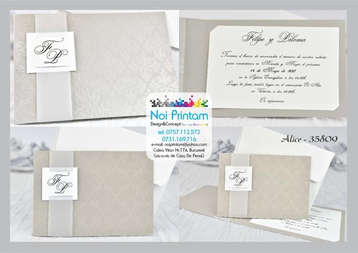 Invitatie de nunta 35809 0