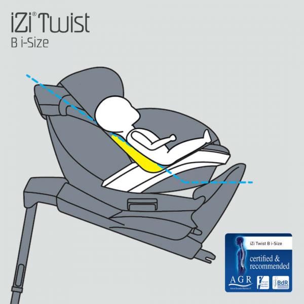BeSafe iZi Twist B i-Size 6