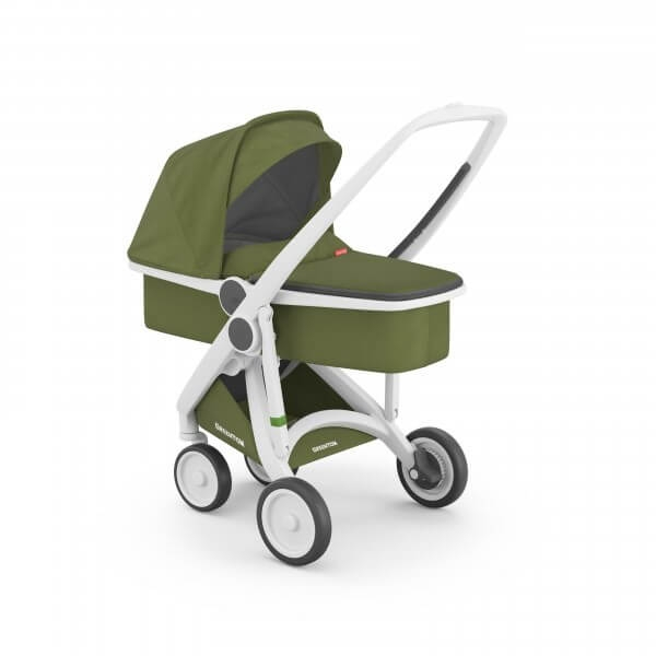 Carucior 2 in 1 Greentom 100% Ecologic 2