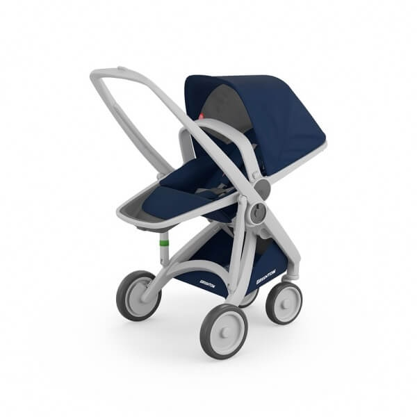 Carucior 2 in 1 Greentom 100% Ecologic 1
