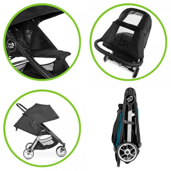 Carucior Baby Jogger City Mini 2 3