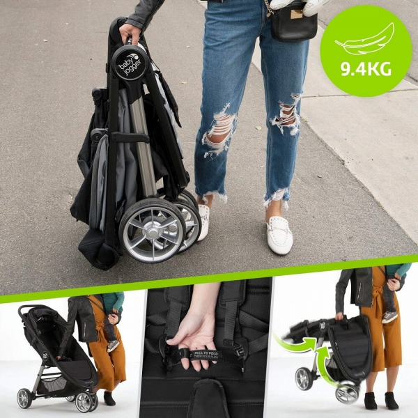 Carucior Baby Jogger City Mini 2 sistem 2 in 1 9
