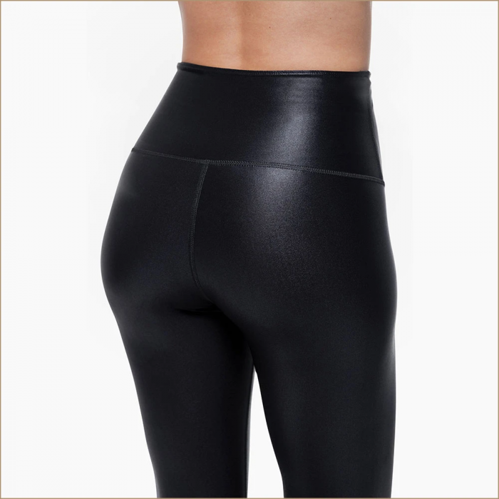 Colanti luciosi Belly Bandit Ciré Smoothing Leggings 2
