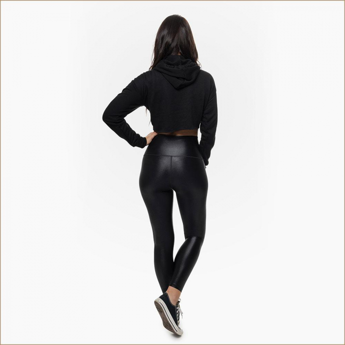Colanti luciosi Belly Bandit Ciré Smoothing Leggings 1