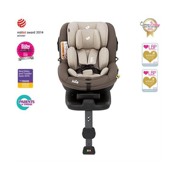 Pachet scaun auto Joie i-Anchor Advance + bază ISOfix i-size + scoica auto Joie i-Gemm 1