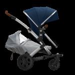 Protectie de ploaie Joolz pentru landoul / scaunul sport secundar al caruciorului Geo² 0