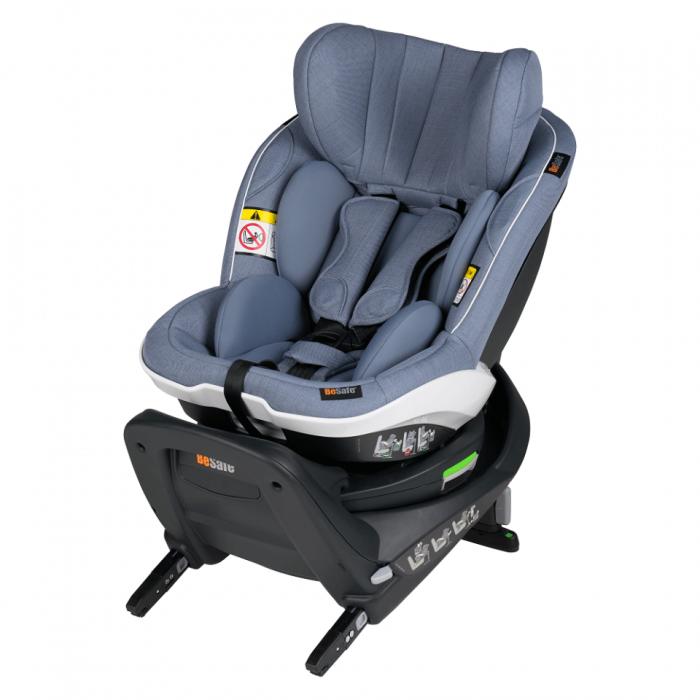 scaun-auto-besafe-izi-turn-i-size 0
