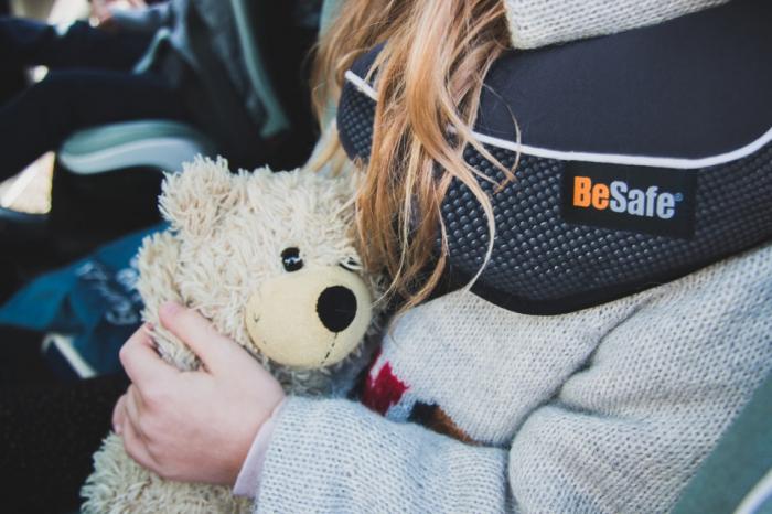 Scaun auto copii BeSafe iZi Flex Fix i-size 5